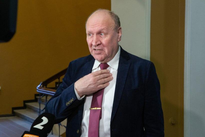 Mart Helme kandideerib kohalikel valimistel Lasnamäel: Keskerakond tuleb võimult kukutada