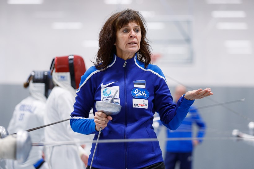 Olümpiapronks Lehise esimene treener Nelis-Naukas: võtan Katrina medalit kui juubelikingitust!