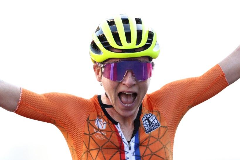 KURIOOSUM: teisena lõpetanud Hollandi rattur arvas, et ta võitis olümpiakulla
