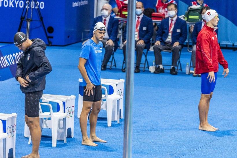 Pettunud Zirk: kui rääkida tahtmisest, siis soovinuks olümpiakulda. Kuid pean jääma realistlikuks