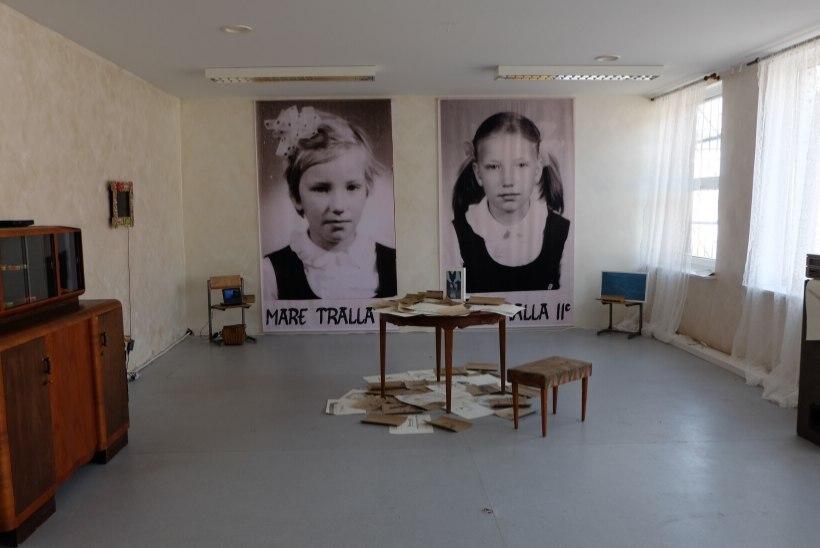 """Mare Tralla toob uue näitusega avalikkuse ette lapsepõlvetrauma: """"Mäletasin juhtunut, aga ei tahtnud mäletada."""""""