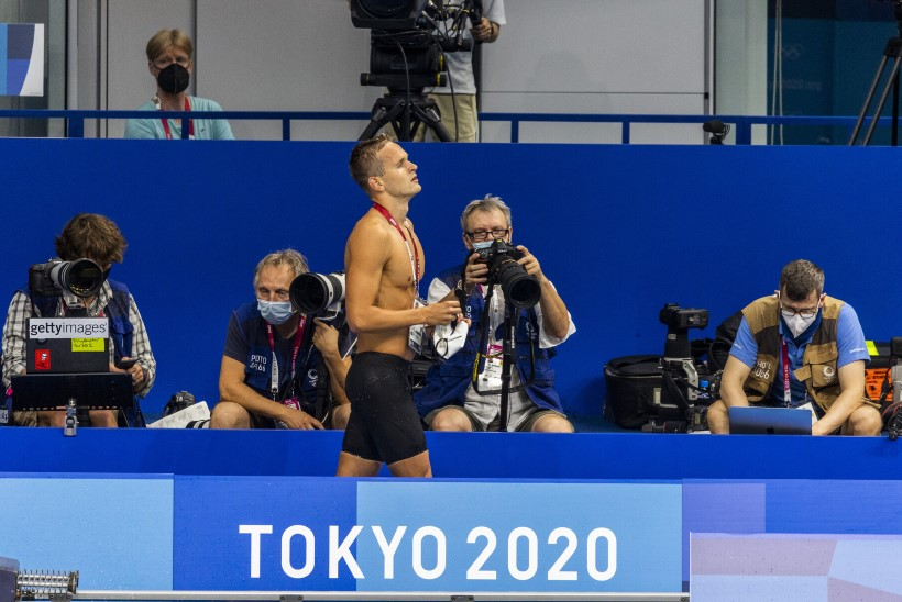 Kregor Zirk liblikujumises poolfinaali ei pääsenud