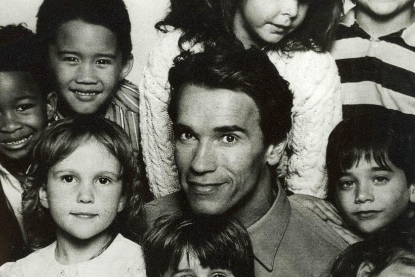 MÄLUMÄNG   Arnold Schwarzeneggeri filmid
