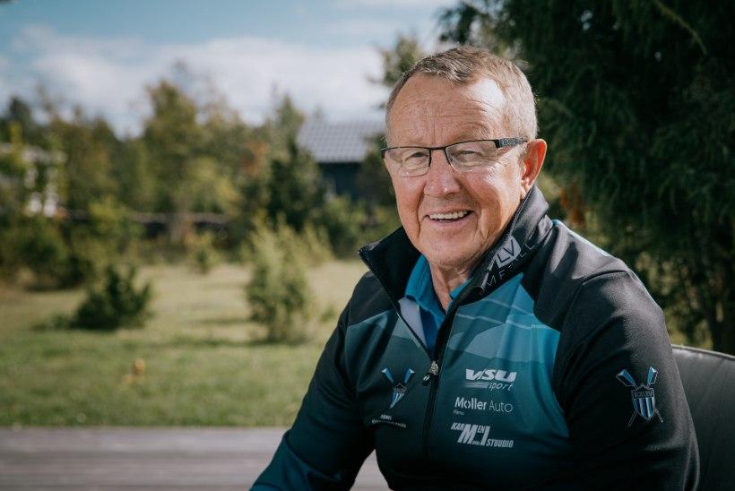 Legendaarne treener soovitab Eesti neljapaadil julgelt alustada: öeldakse, et julge hundi rind on haavleid täis, aga kes ei riski, see šampanjat ei joo!
