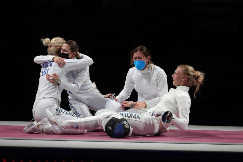 27 KULDA! Vaata, kes on viinud pisikese Eesti olümpiapoodiumi tippu