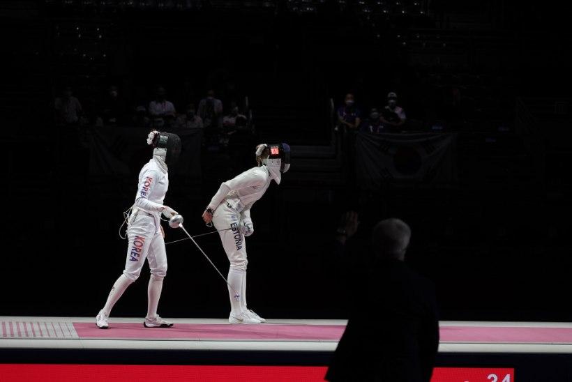 ÕL TOKYOS   VÕRRATULT VAPUSTAVAD VEHKLEJAD! Eesti sai juurde neli olümpiavõitjat!