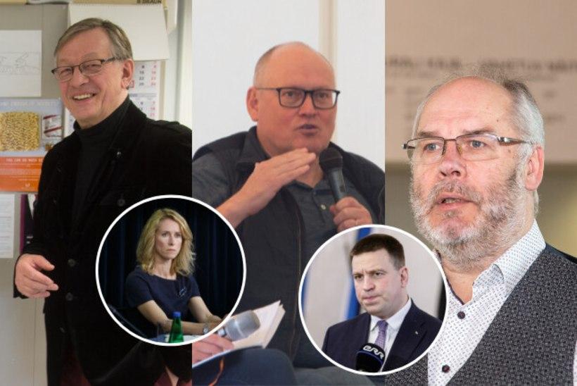 PRESIDENDIKARUSSELL JÄTKUB: ajakirjandusse lekib ridamisi nimesid, kuid nimede omanikud ei tea sellest midagi