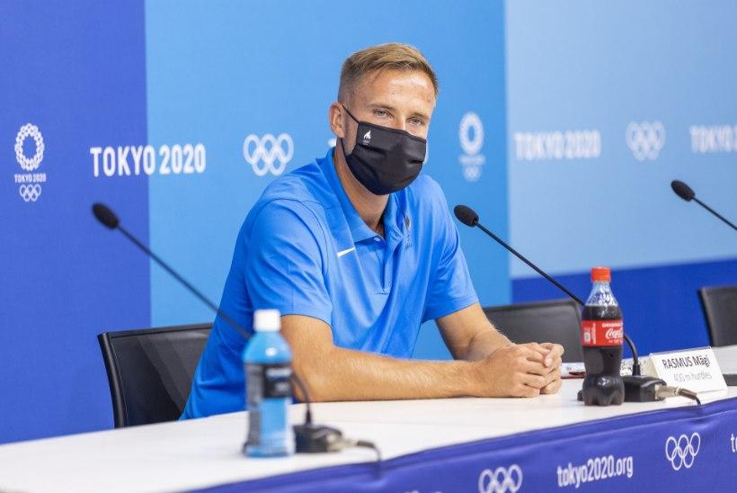 ÕL TOKYOS | Rasmus Mägi: enne Rio olümpiat oli ebakindlus suurem