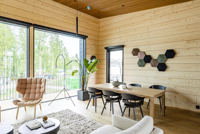 GALERII   Ajakiri Kodukiri külastas Soome elamumessi