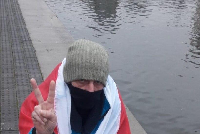 Valgevene pagulane kaasmaalastele: seni, kuni võimud teid rahule ei jäta, jookske Leetu, jookske!