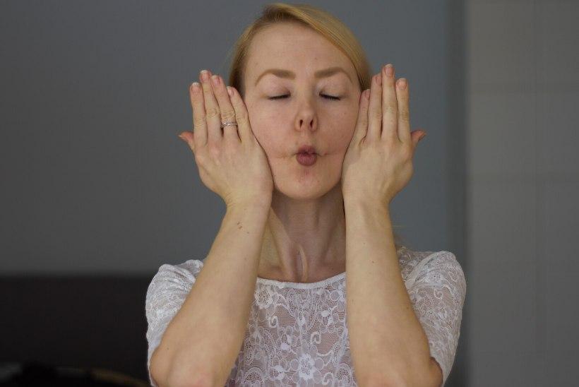 HÜVA NÕU | Treenime küll oma keha, et vormis olla, kuid kuidas treenida näolihaseid?