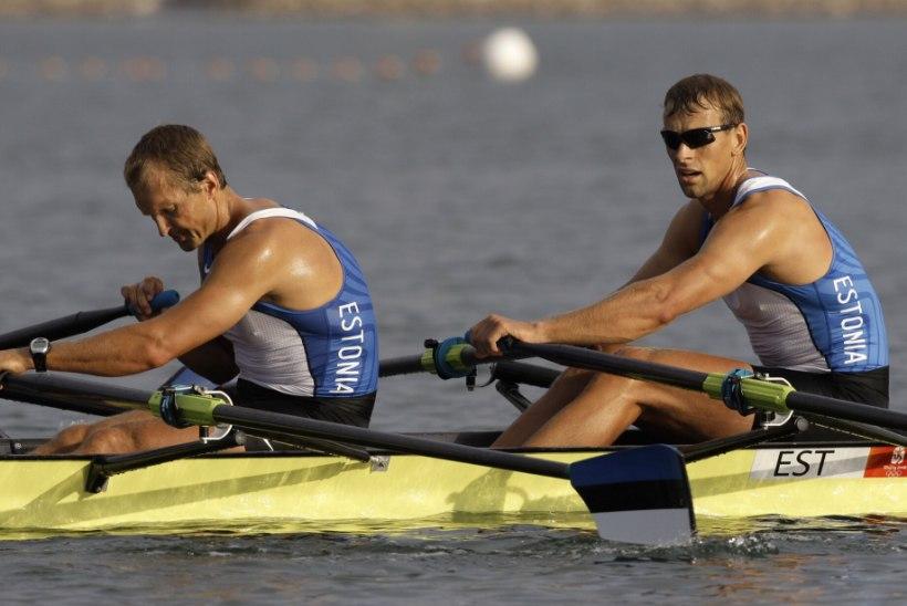 Jüri Jaanson: väike lootus medalile oli, kuid selleks pidanuks eelsõiduga finaali jõudma