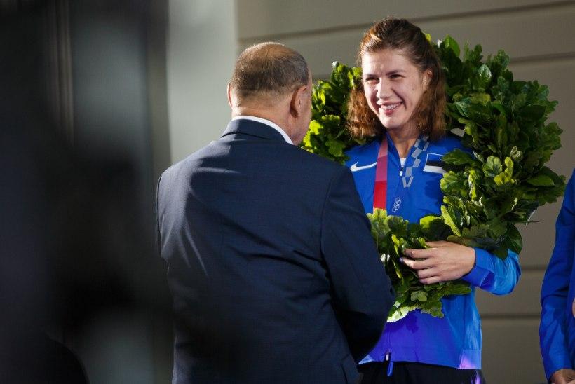 ÕL VIDEO   Julia Beljajeva: siiani vaatan, kas medalil on ikka olümpiarõngad peal!