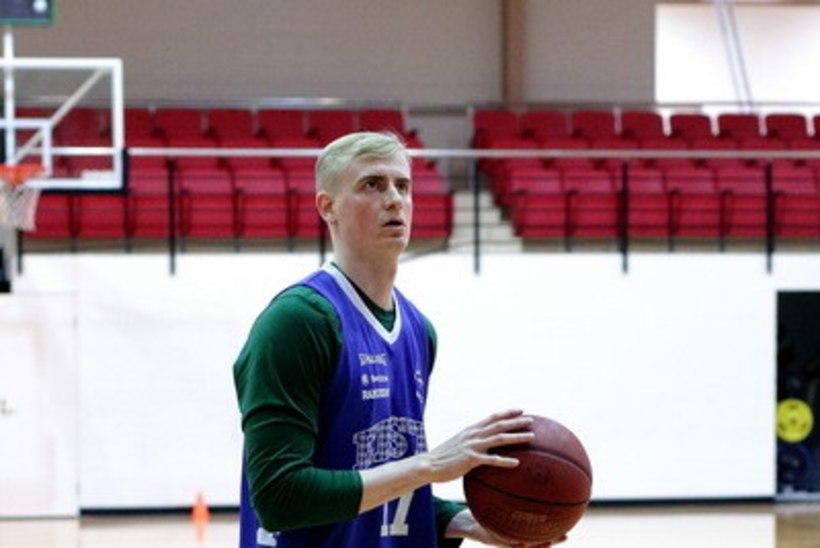 USA ülikoolist kodumaale naasnud Taavi Jurkatamm: ütlesin ära välisklubidele ja Kalev/Cramole, sest vajan mänguminuteid