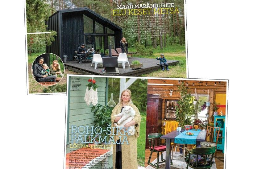 Lugejakirjad | Kodukirja lugejate muljeid juuli ajakirjast