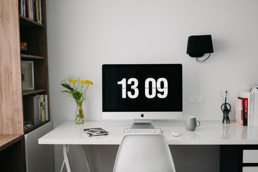 Tunned, et pole kontoris piisavalt produktiivne? Neli näpunäidet, kuidas ka kuumadel päevadel tööga hakkama saada