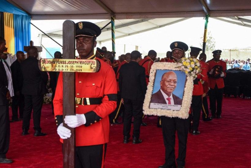 KANNAPÖÖRE: Tansaania uus president suhtub koroonasse oma surnud eelkäijast hoopis tõsisemalt