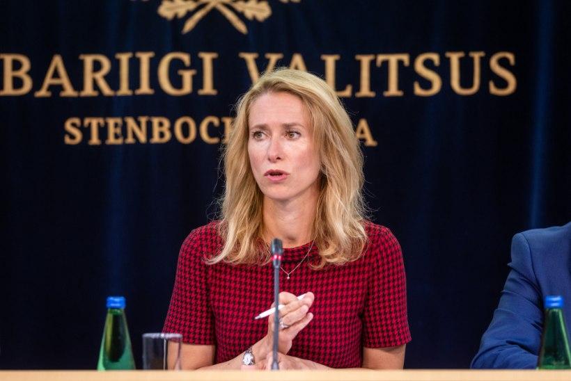 VIDEO | Kallas: maskikohustus ühistranspordis tuleb taas. Sotsiaalministeeriumi juhtival tasandil on vaja muutust!