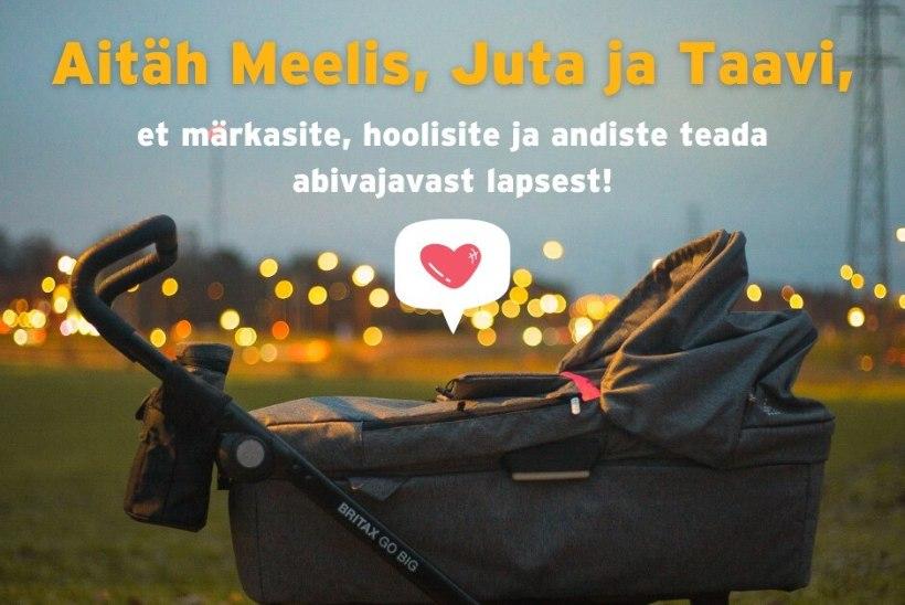 Tallinnas jäeti kase alla käru väikese lapsega, keda märkasid öised möödakäijad