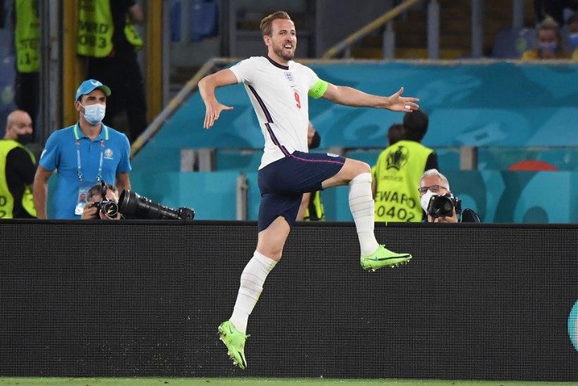 Jalgpalli EMi blogi | Inglismaa purustas Ukraina ning pääses poolfinaali