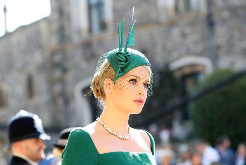Printsess Diana vennatütar abiellus endast kaks korda vanema mehega: pruut kandis pulmas viit kleiti!