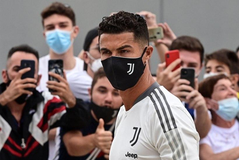 ULME: Cristiano Ronaldo teenib ühe Instagrami postituse pealt kosmilise summa