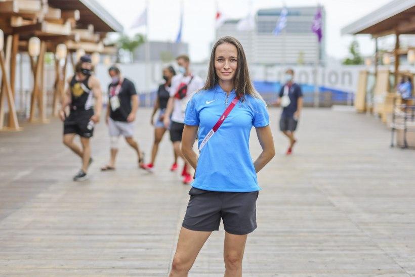ÕL TOKYOS   Balta elas Eestis kaks nädalat Jaapani ajatsoonis, sest tundis end Pekingi olümpial kui vati sees