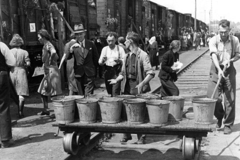TAPATALGUD SUDEEDIMAAL: vihased tšehhid hakkasid pärast sõda sakslasi lintšima