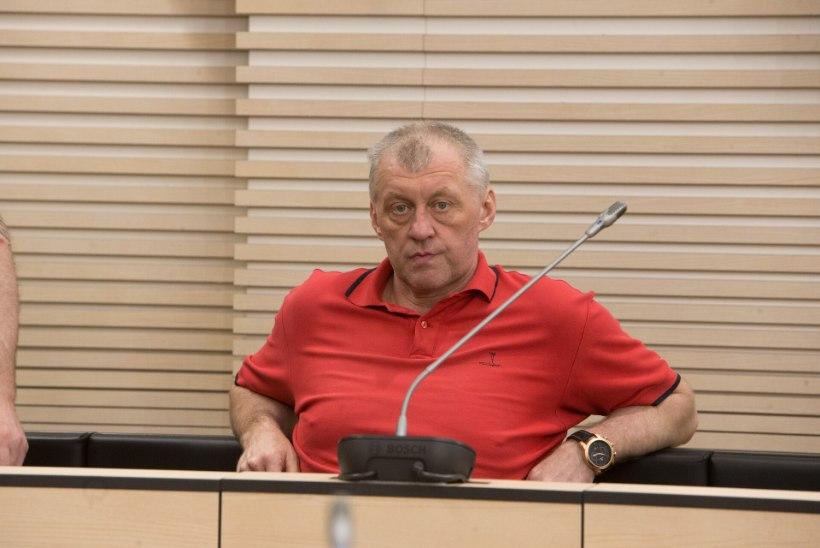 Kohus arutab kuritegeliku ühenduse juhi ennetähtaegset vabastamist