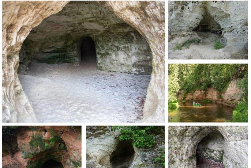 SÕIDA PÕRGU! Külasta Eesti ägedamaid koopaid, kus kunagi on toimetanud vanapagan