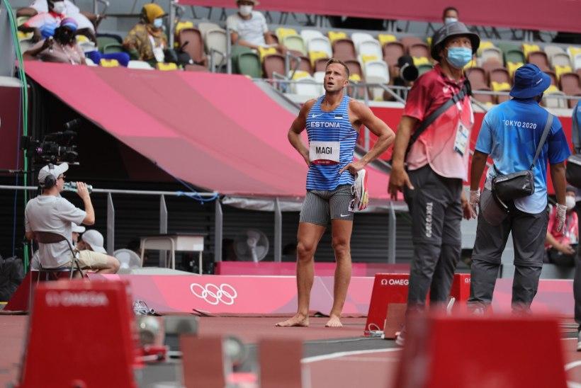 OLÜMPIABLOGI JA GALERII | Rasmus Mägi pääses eeljooksust mängeldes edasi, Rammo tegi parima OM-tulemuse!