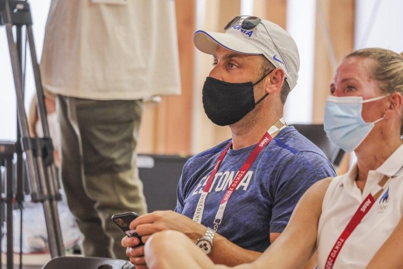 ÕL TOKYOS | Uibo loodab, et teibajant ei mõjuta olümpiat, Erm ja Tilga pääsesid koroonaehmatusest kergelt