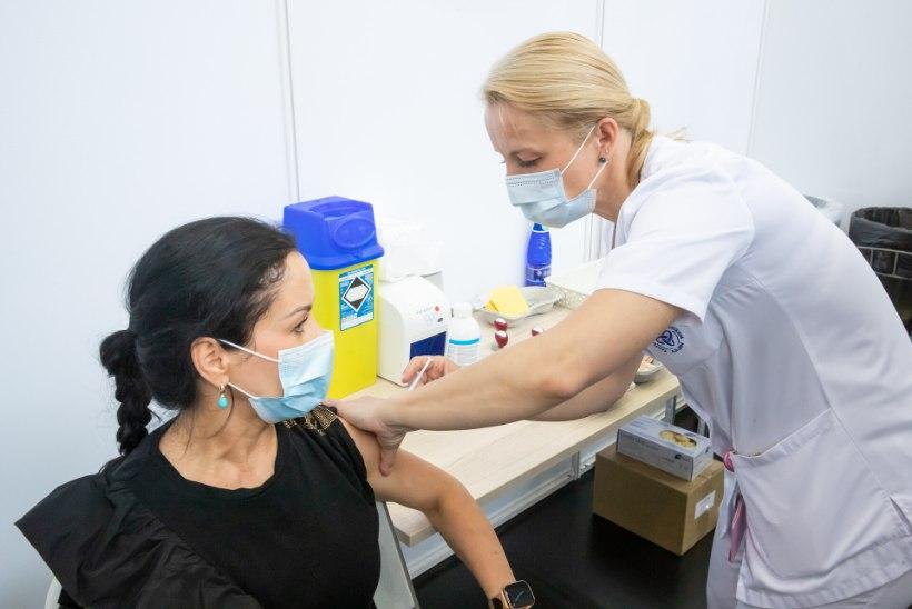 VAKTSINEERIMA! Järgmisel nädalal avavad kõik maakonnad vähemalt ühe püsiva vaktsineerimiskabineti