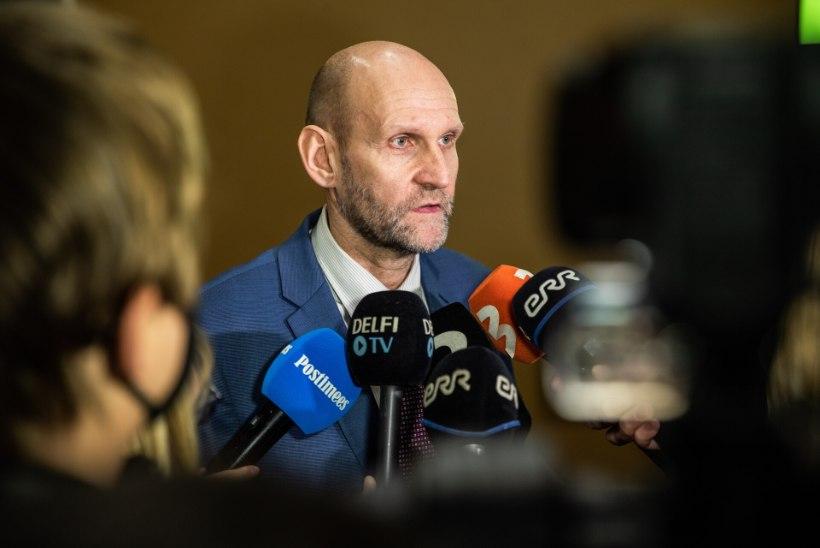Seeder: Kaja Kallas ja Tanel Kiik peavad kiiremas korras riigikogu ees vaktsineerimise kohta aru andma