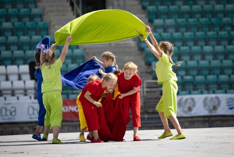 GALERII | MEELEOLUKAS PEAPROOV: saa aimu, milline suurejooneline võimlemispidu toimub täna õhtul Tallinnas