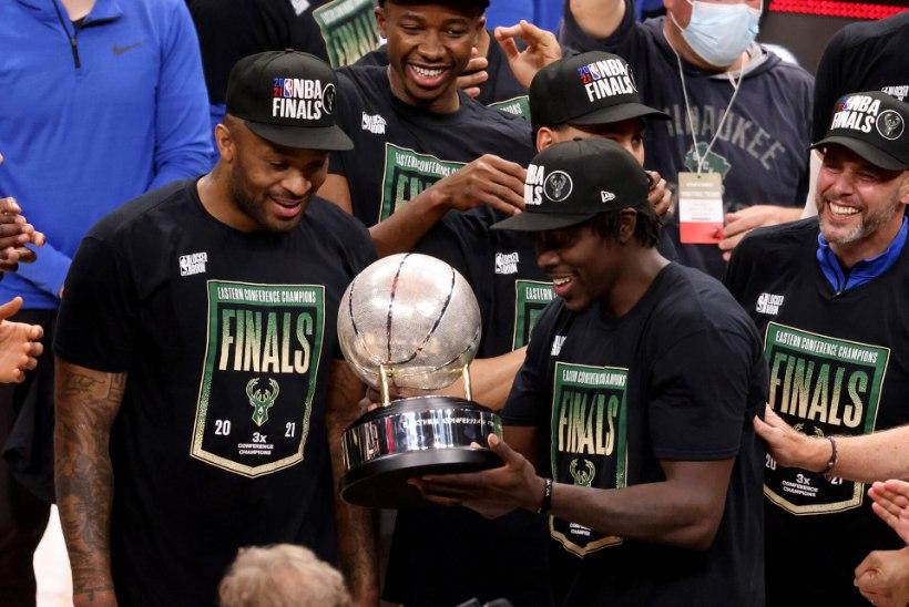 VIDEO | Selgus teine NBA finalist