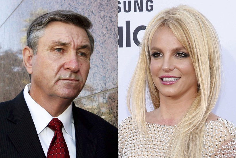 Väide: Britney eestkostjaks saanud isa nimetas teda paksuks litsiks