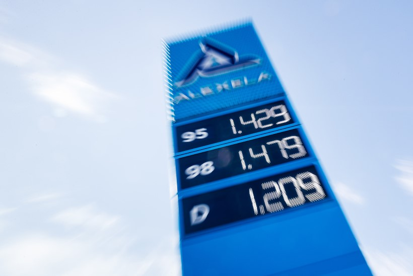 Bensiini hind kerkis Eestis rekordtasemele