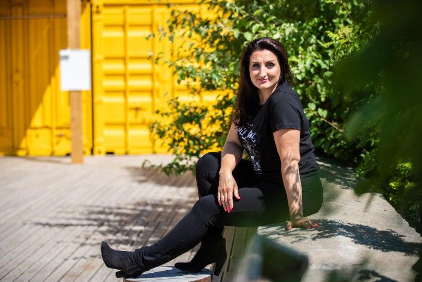 """Carmen Pritson-Tamme teekond depressioonist teiste aitamiseni: """"Ma ei andnud alla. Kõndisin edasi lootuses, et ühel päeval muutub pilt selgemaks."""""""
