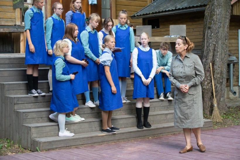 """Andres Dvinjaninov lavastusest """"Kasuema"""": see, kuidas täiskasvanud lastega käituvad, jätab neile jälje kogu eluks"""
