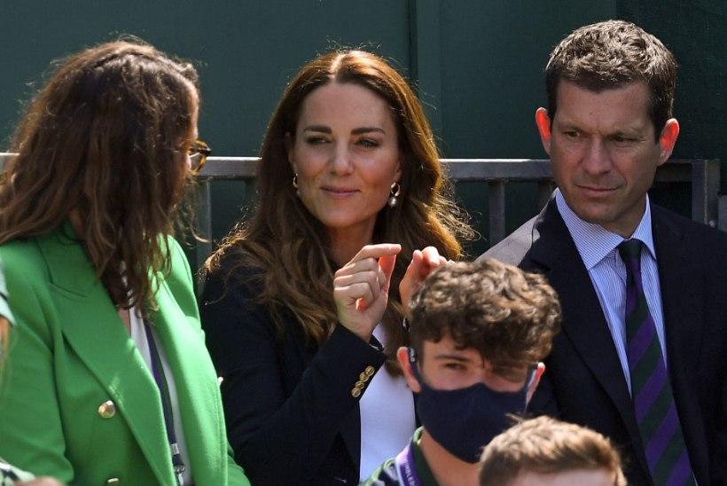 Õukond: prints Williami naine puutus lähedalt kokku koroonapositiivsega