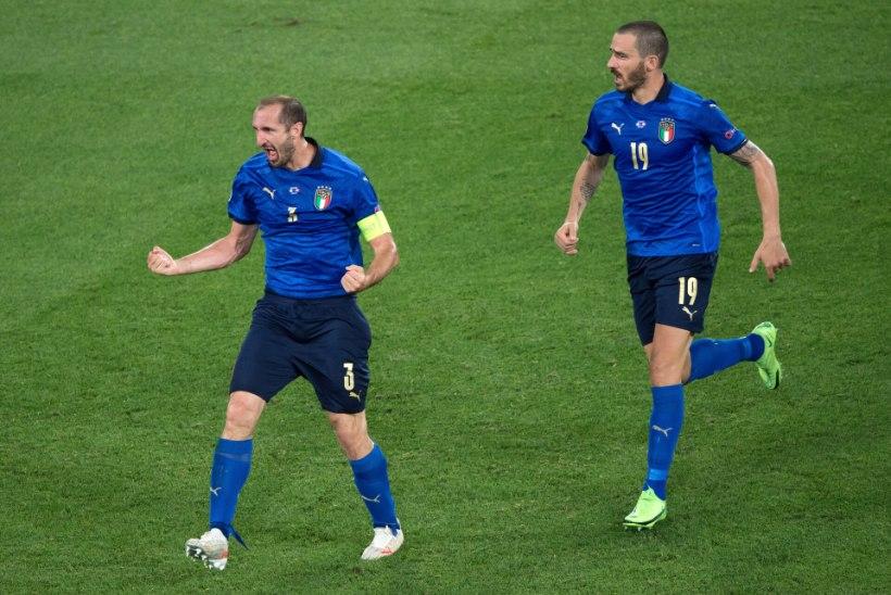 POOLFINAALI 7 VÕTMEKÜSIMUST | Kas Itaalia suudab täita vigastatud Spinazzola suured saapad? Kas Hispaania suudab Jorginho kinni võtta?