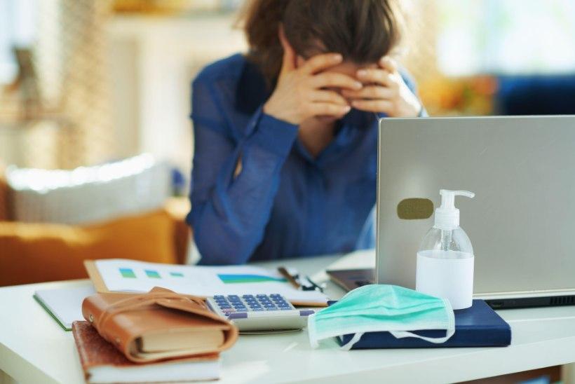 KOROONAAEG ON ERITI KURNAV! Arst: need on peamised põhjused, miks inimene põleb tööl läbi