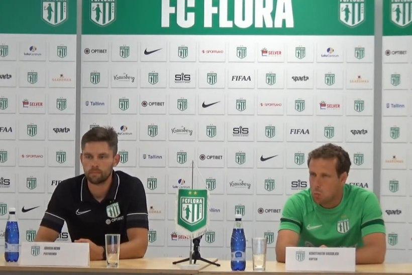 """Flora kohtub euroteekonna avamängus Malta klubiga. Vassiljev: """"Nad on selline vastane, keda võime ja tahame võita."""""""