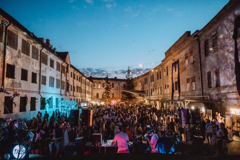 Sail Tallinn Patarei Merekindluses – hea muusika, parim tänavatoit ning tantsu- ja tule-show
