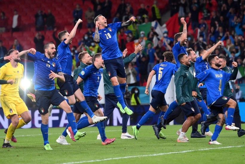Esimese poolfinaali muljed! Lemsalu: Itaalia oli oma senise vormi hale vari. Liivak: Itaalia tuleb meistriks!