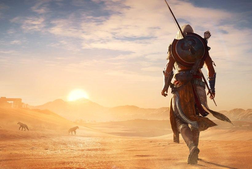"""UBISOFTI AMBITSIOONIKAS PLAAN: järgmine """"Assassin's Creed"""" on ajas muutuv mäng"""
