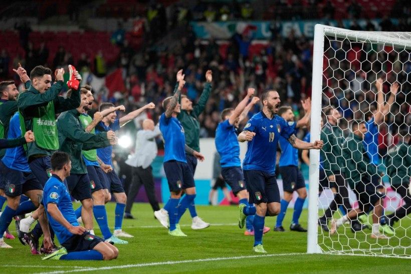 """Itaalia kaitsja: """"See oli mu elu raskeim mäng!"""" Hispaania peatreener: """"See pole kurb õhtu, sugugi mitte!"""""""
