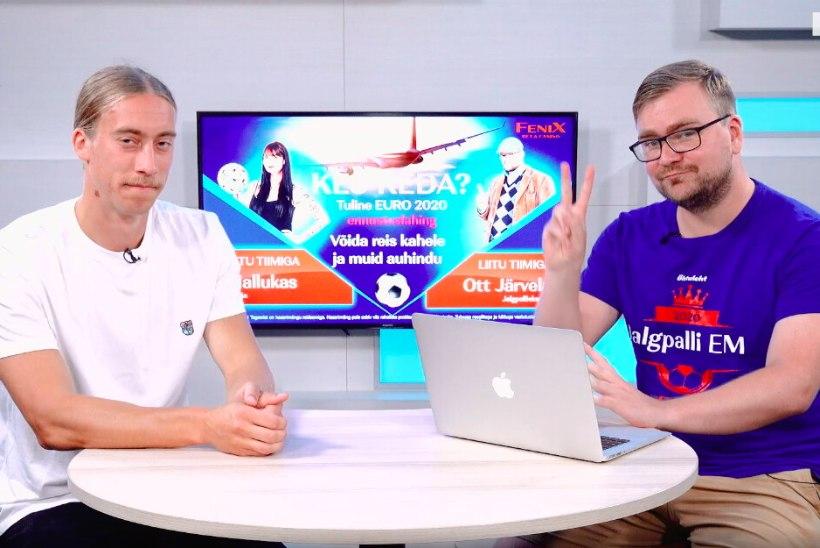 ÕL VIDEO | JALKASTUUDIO |Kui keeruline on ümber harjuda, kui duo muutub trioks?