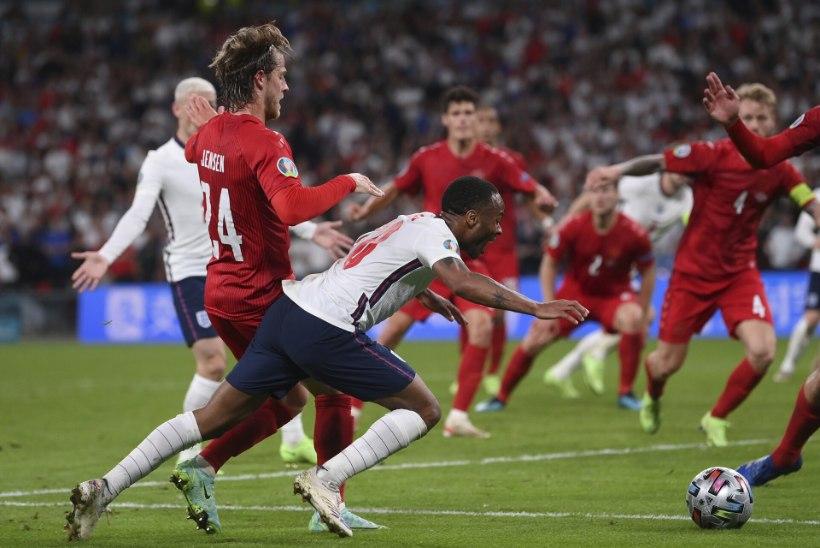 Taani ründaja: sellise kaotusega on keeruline leppida. Wenger ja Mourinho: see polnud penalti
